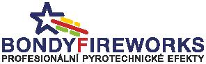 logo ohňostroje Fireworks